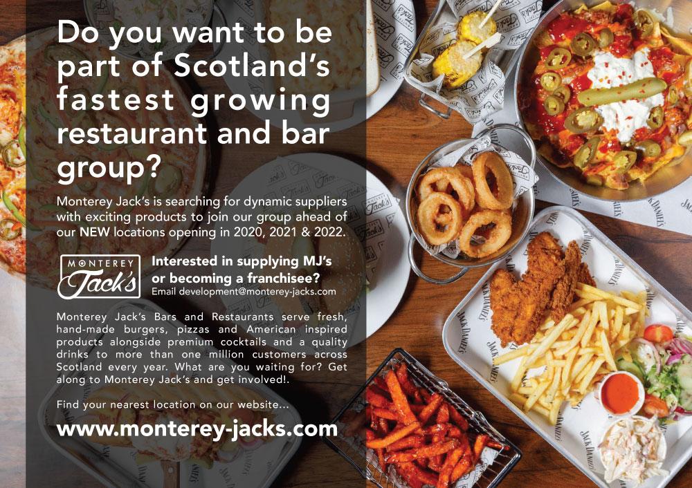 Monterey Jacks