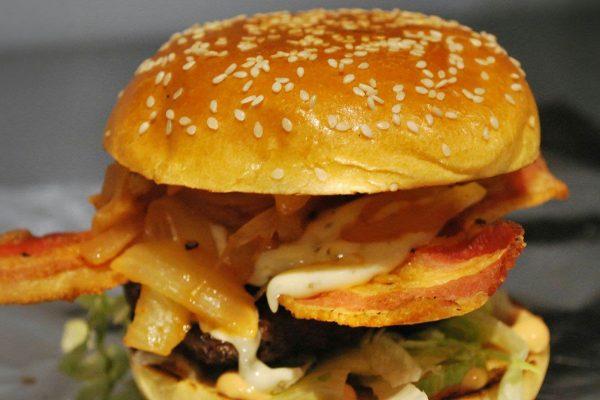 Monterey Jacks burgers
