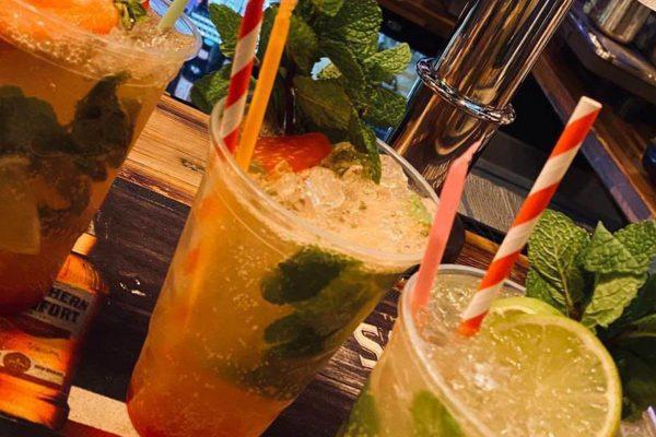 Cocktails from Monterey Jacks