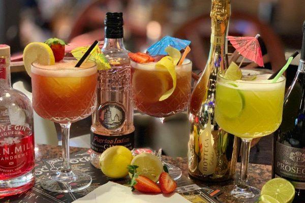 Monterey Jacks Cocktails