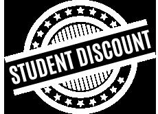 student discount at monterey Jacks